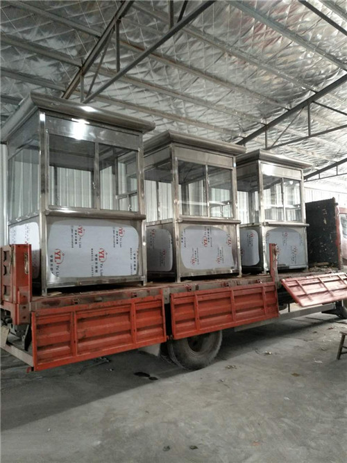 首页 产品中心 按材质分类 钢结构岗亭系列     (6)岗亭内暗敷线源